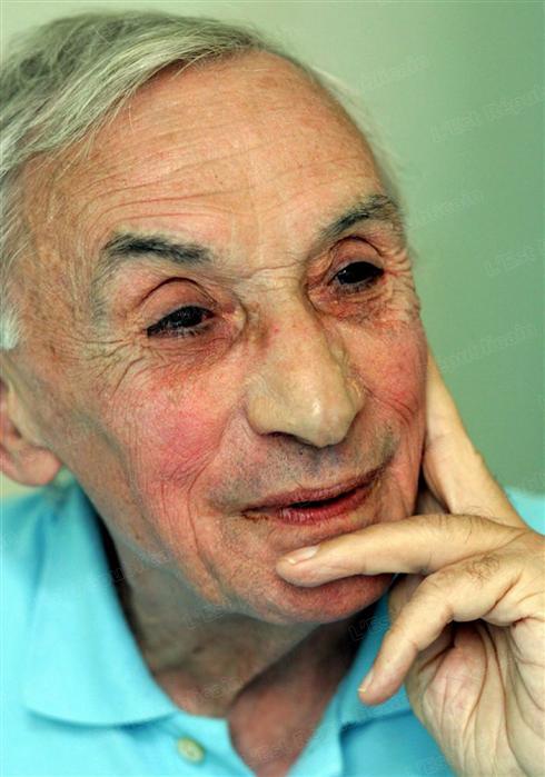 Jean Raguenes agé